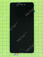 Дисплей Xiaomi Mi5s с сенсором Копия АА Черный