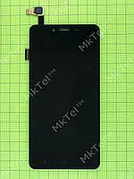 Дисплей Xiaomi Redmi Note 2 с сенсором Копия АА Черный
