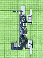Плата разъема USB, гарнитуры Samsung Galaxy A5 A500F Копия АА