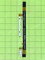Шлейф Sony Xperia C C2305 S39h боковых кнопок Копия