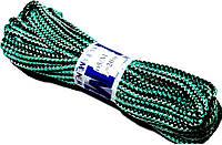 Веревки бельевые (5mm/20m) плетеные, цветные