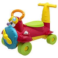 Автомобиль-каталка Chicco Sky Rider!