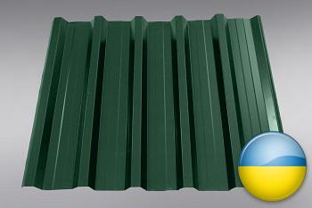 Металопрофіль  Т-35 (Ukraine, 0.45mm), фото 1
