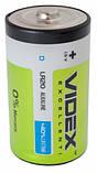 Батарейка Videx LR20 (D), фото 3