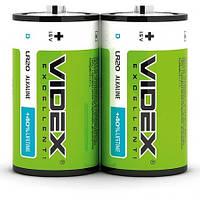 Батарейка Videx LR20 (D)