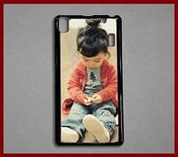 Печать фото на чехле для смартфона Lenovo A708T