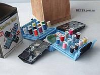 Компактний набір для шиття Sewing Box, Севинг Бокс, фото 1