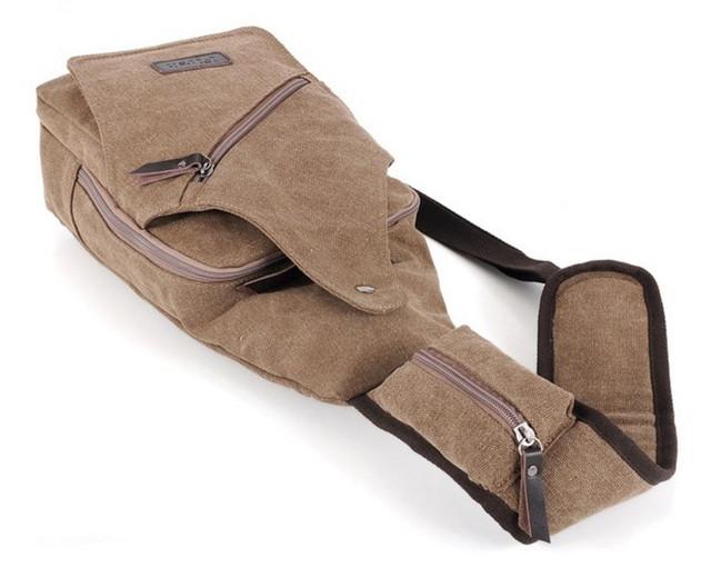 Очень удобная сумка ― барсетка через плечо Firsh выполнена в стиле Military.  Армейские стильные цвета, для людей всегда готовых для активного  перемещения по ... 5cb7475cddb