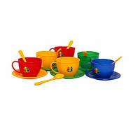 Iграшка Чайний сервіз (в кульку 18 предм.) 0465 FFM
