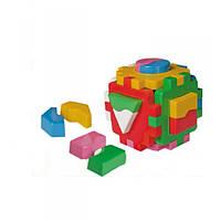 Куб Розумний малюк Логіка 1 2452 ZV