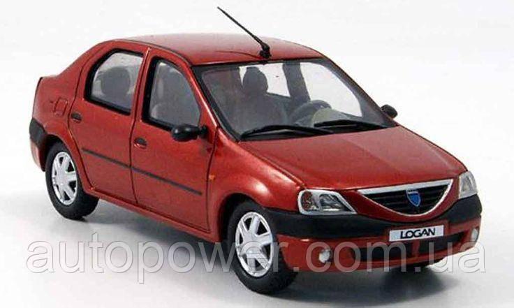 Фаркоп на Dacia Logan 2004-2012