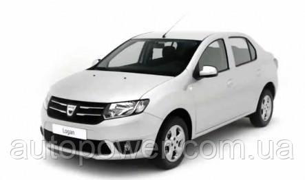 Фаркоп на Dacia Logan 2013-