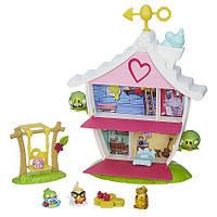 "Игра Злые птички ""Стелла и домик на дереве"" Angry Birds Stella Telepods"