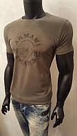 Мужская футболка, Armani Jeans 1981,турецкие трикотажные футболки-95% Cotton, 5% Lycra