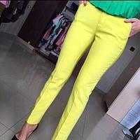 Габардиновые брюки slim 167 (ИНФ)
