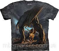 Футболка The Mountain - Dino Battle - 2014