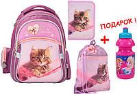 """Комплект. Рюкзак школьный Rachael Hale R17-522S + пенал + сумка, ТМ """"Kite"""""""
