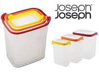 Набор высоких пищевых контейнеров Joseph Joseph Nest Storage 81013 (3 шт.)
