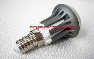 Лампа светодиодная рефлекторная R39 3W E14 3000K 220V
