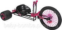 Трехколесный велосипед (веломобиль) HUFFY Pink 98211