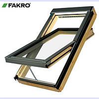 Мансардные окна Fakro с системой открывания