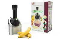 Комбайн для приготовления мороженного и переработки фруктов и ягод Ice cream maker ZK