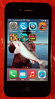 IPhone 4s 16GB - Black MD276LL / A из штатов Б/У