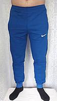 Спортивные штаны мужские с манжетами, трикотаж.