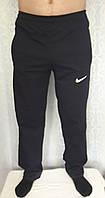 Спортивные штаны мужские прямые, трикотаж