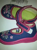 Тапочки детские, р.21.детская обувь