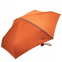 Зонт складной автомат карманный (5,5x18x5,5) PiquadroGLOBE/OrangeLogo AC2212GL_ARL оранжевый