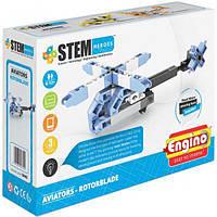 Конструктор серии STEM HEROES - Авиация: вертолет