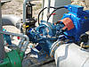 Насос Д315-71 с эл.дв. для полива; Поставка, ввод в эксплуатацию с.Царичанка май 2014