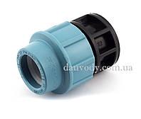 Заглушка пнд 110 для полиэтиленовых труб (Santehplast)