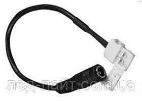 Коннектор зажим 10мм+провод+разъём DC(мама)