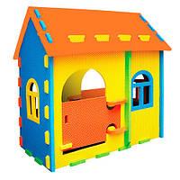 Детский домик конструктор-мозаика  M 3553 ***