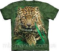 Футболка The Mountain - Majestic Leopard - 2014