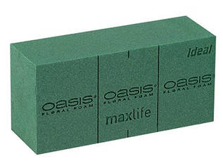 Губка флористическая MaxLife Oasis Ideal