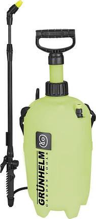 Опрыскиватель ручной Grunhelm SP-9 (9 л), фото 2