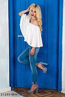 Блузка женская 21289 Блузки летние