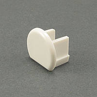 Заглушка для круглого профиля F4, фото 1
