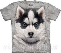 Футболка The Mountain - Siberian Husky Puppy - 2014