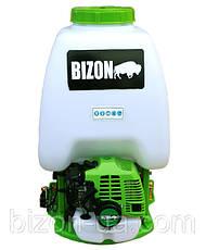 Мотоопрыскиватель BIZON 768A, с помпой и стальной удочкой, фото 2