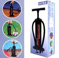 Насос ручной высокоскоростной Intex 68615 Hi-Output Hand Pump (48 см.)