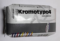 Суперпрочный гипс Lascod Kromotypo 4 класса 1,25 кг.