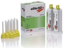 Оттискной силикон Zhermack Elite HD+ Lught Body Fast Set