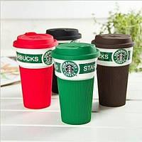 Термочашка Старбакс Эко Лайф 350 мл / Starbucks