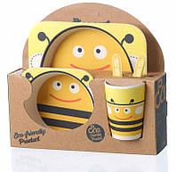 "Бамбуковая посуда ""Пчела"""