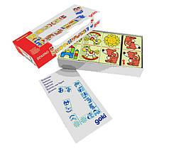 Goki Настольная игра домино Мое первое домино 56696, фото 2