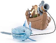 Генри Тёрнер и акула призрак, На абордаж, The Pirates of Caribbean
